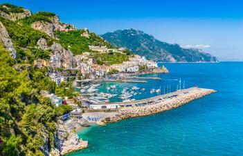 Italy, the Amalfi Coast