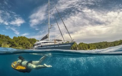 M/S SAN LIMI is offering 5% discount for September and October charters!