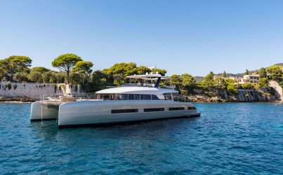 Brand NEW Catamaran Lagoon 78 DOUBLE DOWN will be chartering in the Caribbean this winter!
